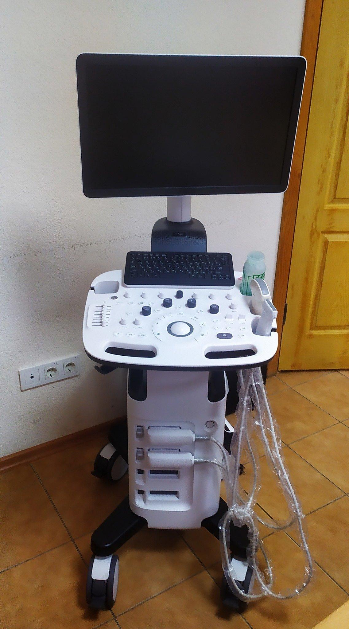 В больницу Черноморска приобрели новое оборудование для сложных пациентов, фото-1