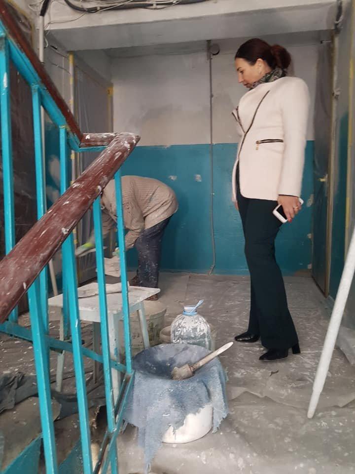Помощь детсаду и ремонт в подъездах: на округе депутата продолжается работа, фото-3