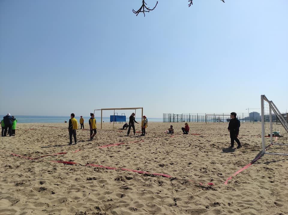 Тренировки на свежем воздухе: спортсмены Черноморска борются с коронавирусом, фото-3