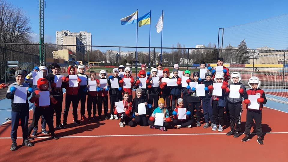 Катановцы в Черноморске отметили Международный день спорта, фото-1