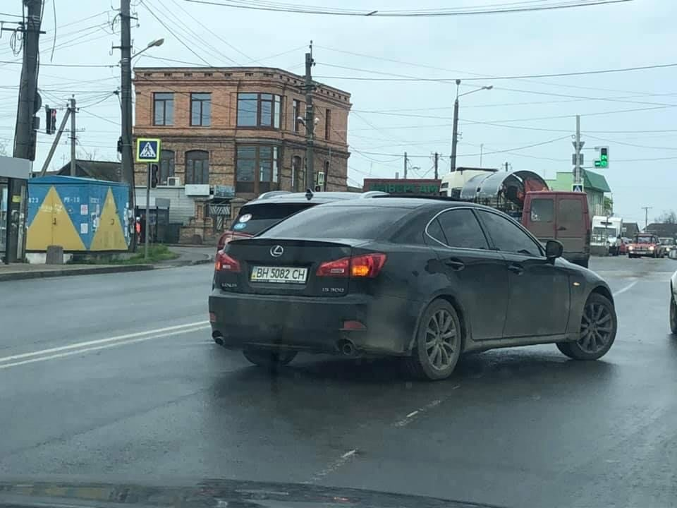Под Черноморском столкнулись два автомобиля, фото-1