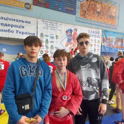 Жители Черноморска достойно выступили на чемпионате Украины по самбо, фото-4