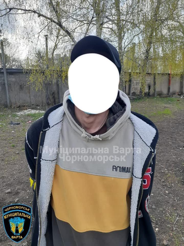 В Черноморске «на горячем» задержали закладчиков, фото-4