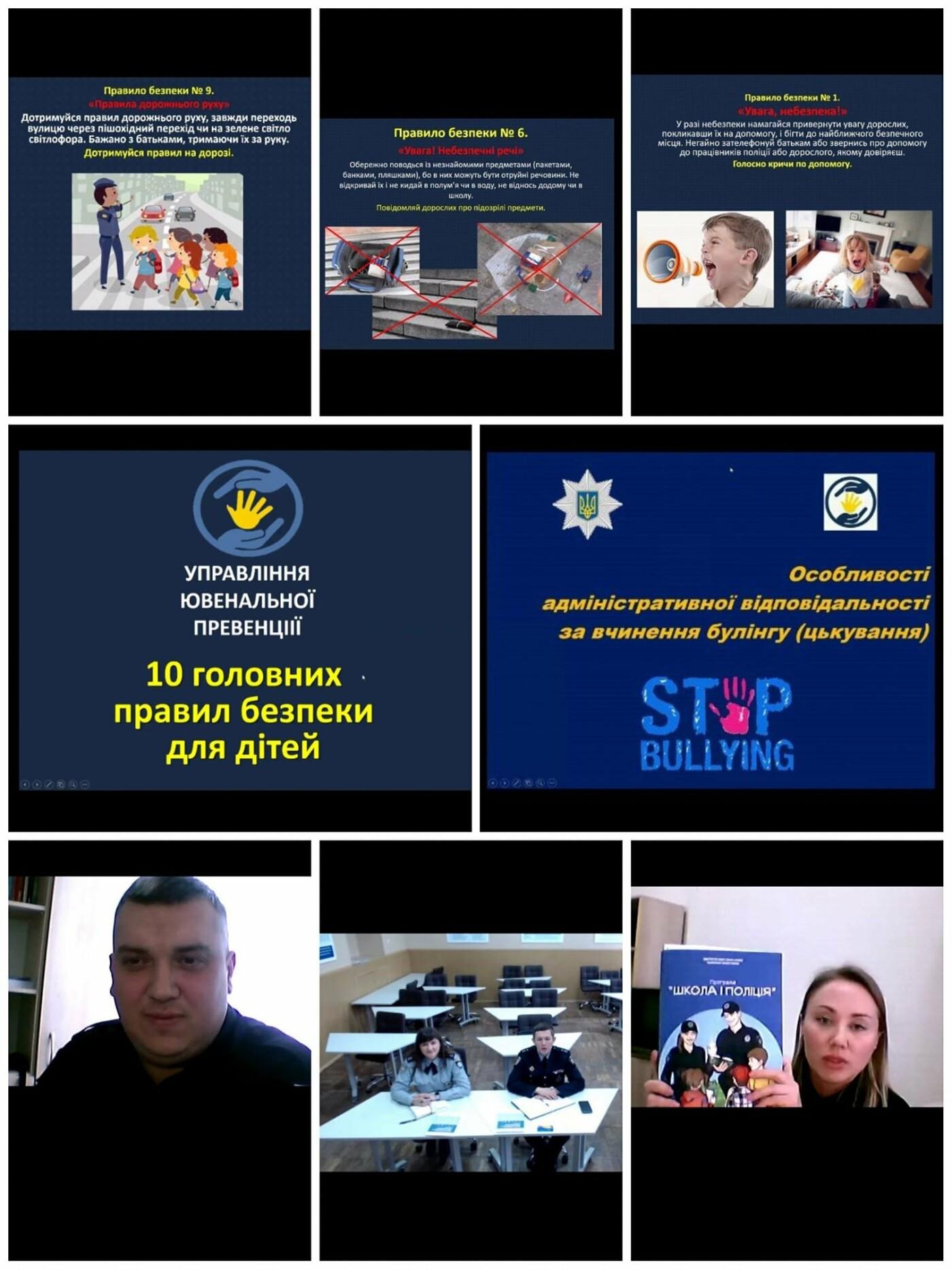 В Черноморске провели онлайн-встречу на тему булинга , фото-1
