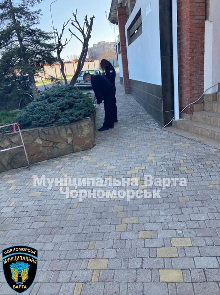 В Черноморске найдена очередная «закладка» с наркотиком, фото-2