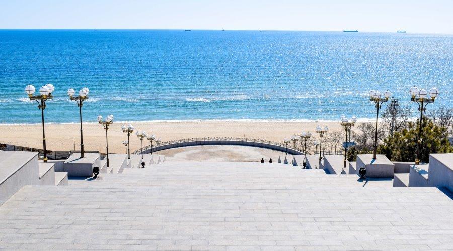 Как выглядит Черноморск во время карантина (фото) | Новости